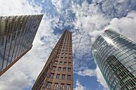 Germany, Berlin, Potsdam Square, High-rise buildings - FC000978