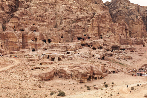 Jordan, Ma'an Governorate, Petra, Petra City - FPF000091