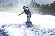 Man wakeboarding - ZEF008845