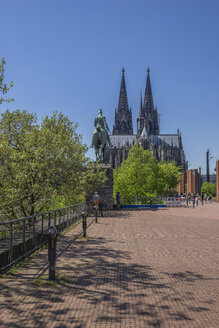 Germany, Cologne, Cologne Cathedral - PVCF000839