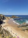 Portugal, Alentejo, Zambujeira do Mar, Praia dos Alteirinhos - LAF001691