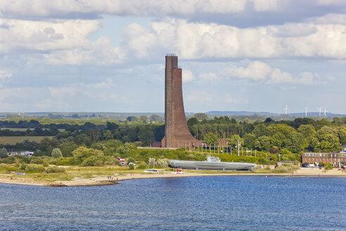 Germany, Schleswig-Holstein, Kieler Foerde, Laboe Naval Memorial - KLRF000419