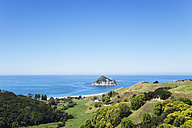 New Zealand, East Cape, Anaura Bay, Beach and South Pacific - GWF004808