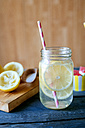 Glass of lemonade - KIJF000587