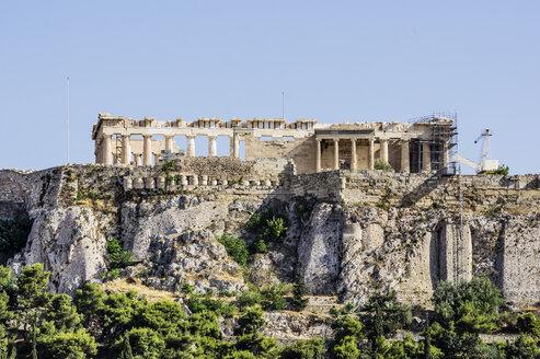 Greece, Athens, Acropolis - THAF001608