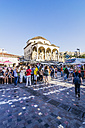 Greece, Athens, Market on Monasteraki square - THA001611