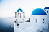 Greece, Santorini, Oia, Greek Orthodox Church - GEMF000935