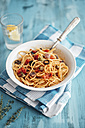 Bowl of Spaghetti alla Pizzaiola - IPF000317