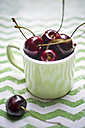 Cherries in a cup - CZF000265
