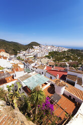 Spain, Andalusia, Frigiliana, town on the Costa del Sol - SMAF000513