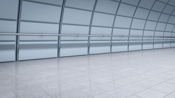 Modern underground tunnel - UWF000939