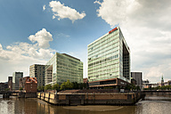 Germany, Hamburg, High-rise office building Ericusspitze, Publishing house Der Spiegel - FC001011