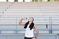 Sportsman drinking - FMOF000094