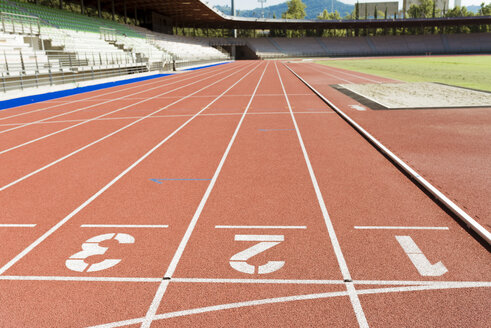 Italy, Florence, track and field stadium - FMOF000097
