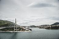 Croatia, Dubrovnik, view to the harbour - CHPF000234