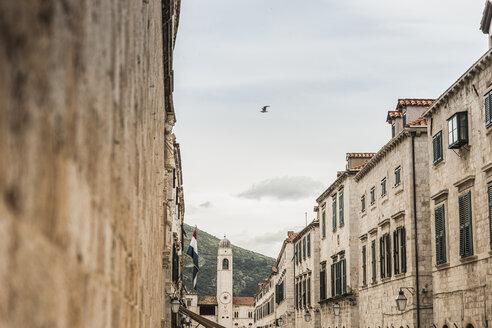 Croatia, Dubrovnik, facades in the old town - CHPF000243