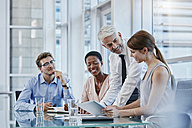 Business people in a meeting - RORF000221