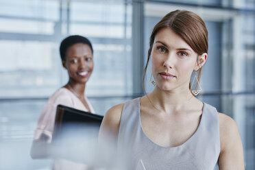 Portrait of confident businesswoman - RORF000233