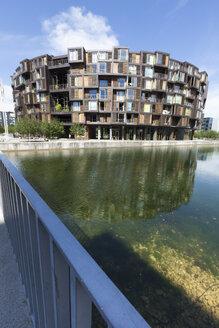 Denmark, Copenhagen, Tietgen Student Hall - FC001023