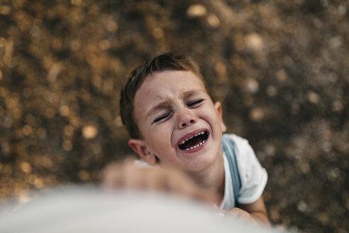 Screaming little boy - JRFF000820
