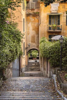 Italy, Brescia, stairs - CSTF001113