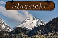 Switzerland, Grisons, Swiss Alps, Parc Ela, Julier pass - CSTF001116