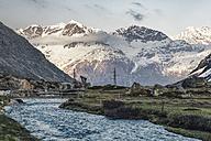Switzerland, Grisons, Swiss Alps, Parc Ela, Jula river - CSTF001119