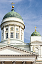 Finland, Helsinki, Helsinki Cathedral, cross-in-square church - CSTF001156