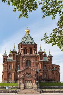 Finland, Helsinki, Uspenski Cathedral - CSTF001159