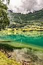 Norway, Sogn og Fjordane, Oldevatnet lake in Oldedal - CSTF001192