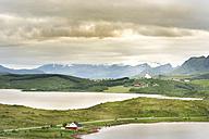 Norway, Vestvagoey, Lofoten, Viking Church Borg - CSTF001198