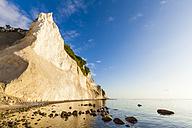Denmark, Mon Island, Mons Klint, Chalk cliffs - WDF003720