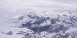 Germany, Bavaria, Allgaeu, Allgaeu Alps, Hoefats in winter - WGF000938