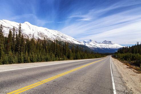 Canada, Alberta, Icefield Parkway - SMAF000541