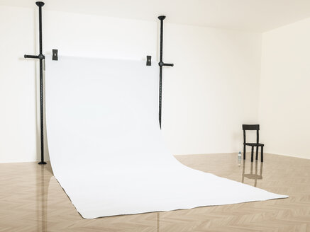 Photographic studio, infinity cove, 3D Rendering - CMF000550
