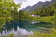 Germany, Allgaeu, Lake Christlessee - WG000948