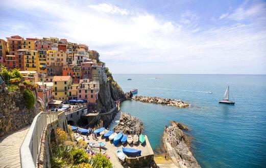 Italy, Cinque Terre, Vernazza - JLRF000071