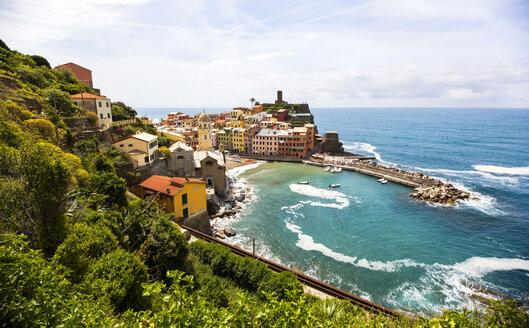Italy, Cinque Terre, Vernazza - JLRF000077