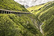 Austria, Vorarlberg, Hochtannberg Mountain Pass - STSF001072
