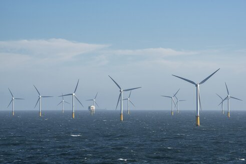 Belgium, Thorntonbank Wind Farm - ELF001781