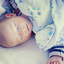 Sleeping baby - MFF003156