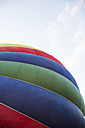 Part of a hot air balloon - ABZF01209