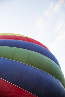 Part of a hot air balloon - ABZF01209