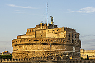 Italy, Rome, view to Castel Sant' Angelo - THAF01738