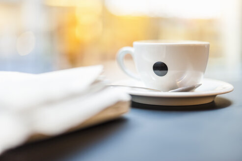 Cup of coffee in a cafe - DIGF01278