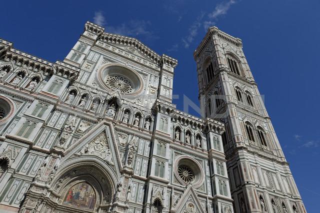Italy, Tuscany, Florence, View of Basilica di Santa Maria del Fiore - LBF01482