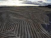 USA, Washington State, Palouse hills, wheat fields - BCDF00012
