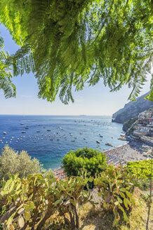 Italy, Campania, Province of Salerno, Amalfi coast, Positano - THAF01781