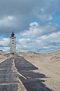 Denmark, North Jutland, lighthouse Rubjerg Knude - MJF02035