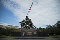 USA, Arlington, Marine Corps War Memorial - STCF00238